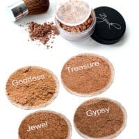 Mneral bronzers
